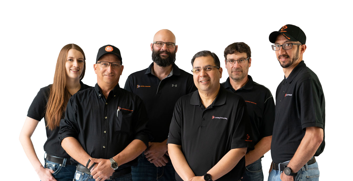 LaValley Industries Sales Team